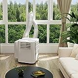 Famgizmo Climatiseur Portable, 9000 BTU Climatiseur Mobile, Refroidissement, Ventilateur,...