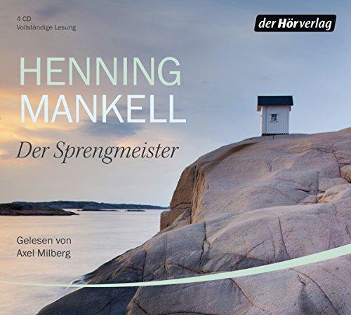 Buchseite und Rezensionen zu 'Der Sprengmeister (Non-Wallander, Band 8)' von Henning Mankell