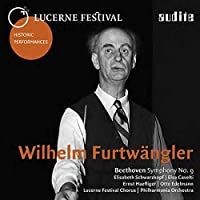 Wilhelm Furtwangler Conducts Beethoven's Symphony No. 9 by Ernst Haefliger
