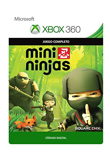 Mini Ninjas Adventures Standard | Xbox 360 - Código de descarga