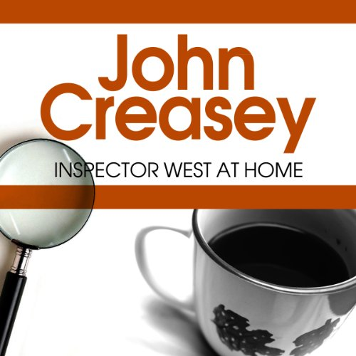 Inspector West at Home cover art