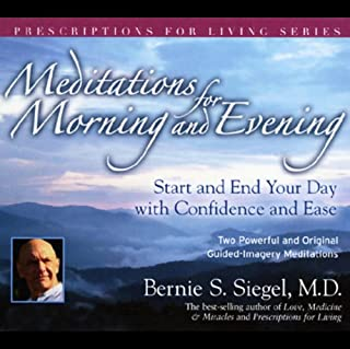 Meditations for Morning and Evening cover art
