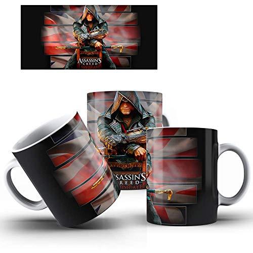 Caneca de Porcelana Presente Assassin's Creed Origins mod.90