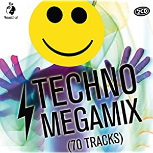 Techno Megamix (70 Tracks)