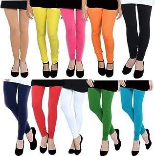 2b058032a6 Yellows Women's Leggings: Buy Yellows Women's Leggings online at ...