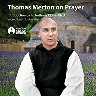 Thomas Merton on Prayer cover art