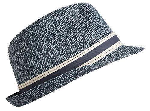 Stöhr Combo Strawhat - Bleu - L/XL