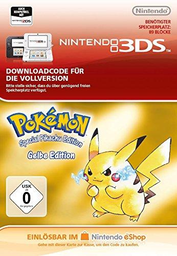 Pokémon Gelbe Edition [3DS Download Code]
