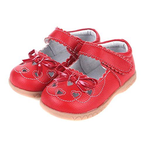 Merceditas Niña Rojas  marca MIGO BABY