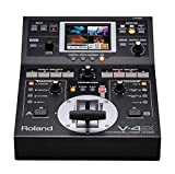 Roland V-4EX 4-Channel Digital Video Switcher for Quality Video Performance and Web Streaming