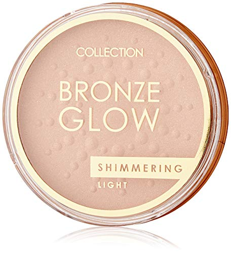 Collection, Terra abbronzante Bronze Glow Shimmering, Light N. 1, 15 g