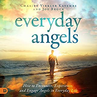 Everyday Angels audiobook cover art