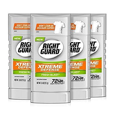 Right Guard Xtreme Defense