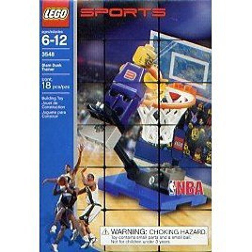 LEGO Sports - Slam Dunk Trainer - NBA Set 3548 by