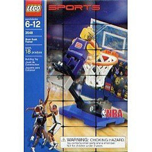 LEGO Sports - Slam Dunk Trainer - NBA Set 3548 by