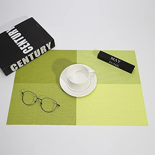 洗えるPVCデスクマット耐熱アンチスキッドマウスパッド, オフィステーブルの装飾のための携帯用マウスパットをきれいにしやすい