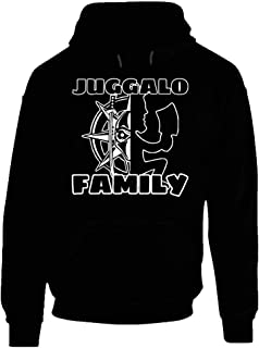 Juggalo Family Full Support Hoodie.