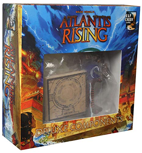 Elf Creek Games Atlantis Rising: Deluxe Components