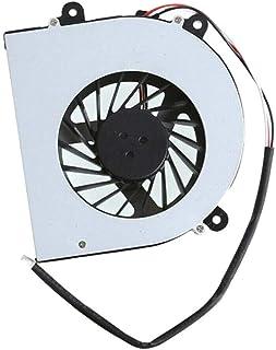 CAQL CPU Cooling Fan for Clevo P651SE P651SG P650SA P650SE P650SG P650N Sager NP8651 Gaming Laptop, P/N: 6-31-P6502-101 DF...