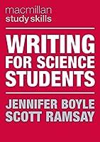Writing for Science Students (Macmillan Study Skills)