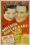 Million Dollar Baby Movie Poster (68,58 x 101,60 cm)