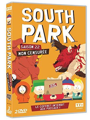 South Park-Saison 22 [Version Non censurée]