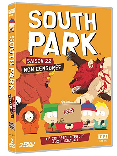 South Park - Saison 22 [Francia] [DVD]
