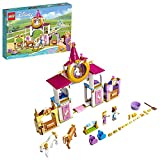 Kick-start fun role-play with this LEGO Disney Belle and Rapunzel's Royal Stables (43195) set, a different and unique Disney Princess construction gift. Play starts with building and doesn't end Inventive adventures await. This creative set features ...