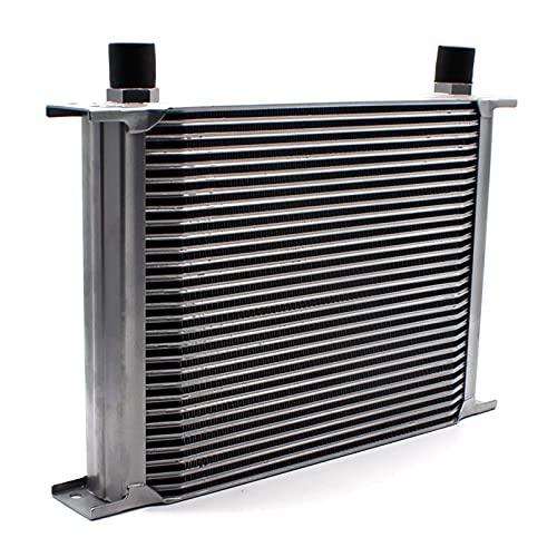 Yayan YAYANGG Enfriador de Aceite de Carreras de Motor de transmisión de Aluminio del Motor (Color : 30 Row)
