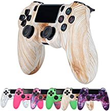 $43 » Sponsored Ad - ZQYR PS4 Controller Wireless, 600mAh Wireless Controller for Playstation 4/Pro/Slim, Game Controller with D...
