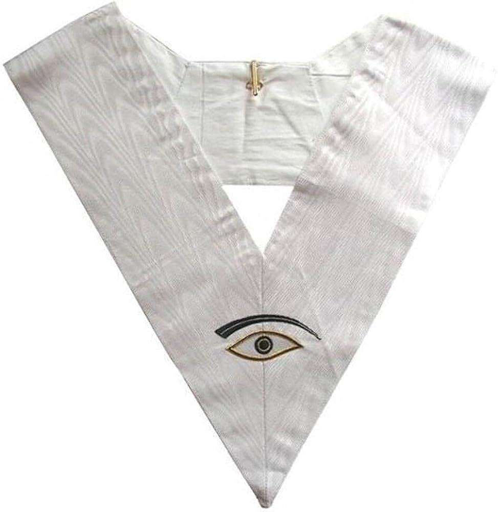 Masonic Memphis Misraim Collar - 28 Degree