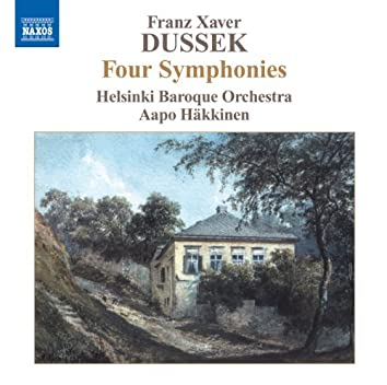 Dussek: 4 Symphonies