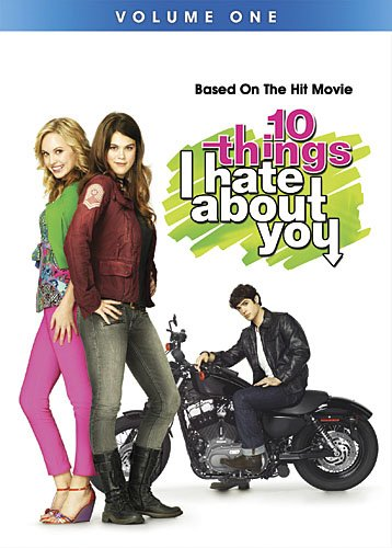 10 Things I Hate About You 1 (2pc) / (Ws Sub Ac3) [DVD] [Region 1] [NTSC] [US Import]