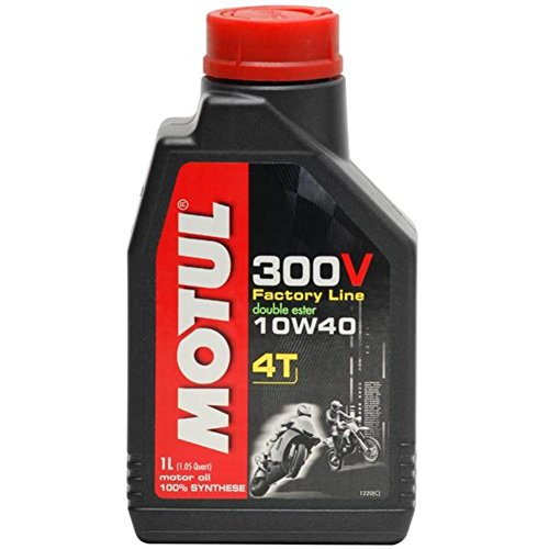 Motul 300V 4T Competition Synthetic Oil - 10W40 -...