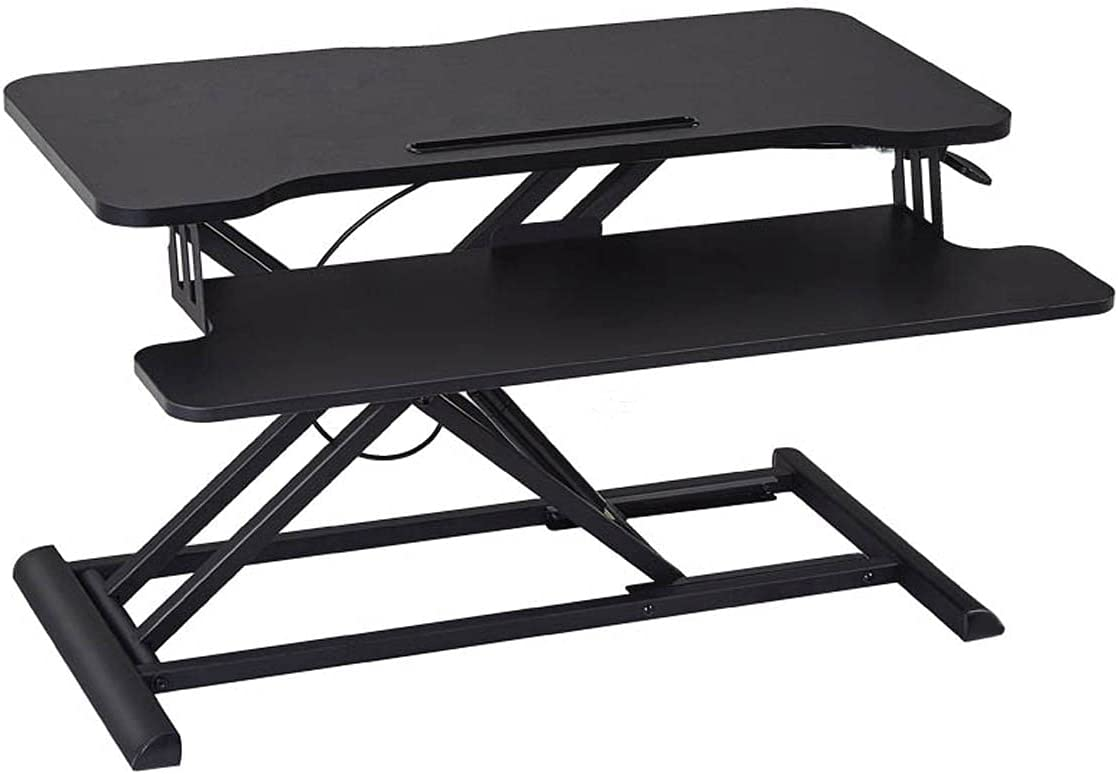 Standing Desk Converter Max 71% OFF with Height inch Time sale St – Adjustable 32
