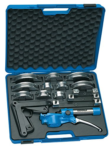 Preisvergleich Produktbild GEDORE 245611 Handrohrbieger-Satz,  hydraulisch,  11-TLG