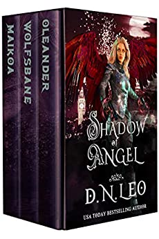 Shadow of Angel: The Complete Volume (Circle of Fate Collection Book 3) by [D.N. Leo]