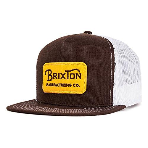 BRIXTON Cap Grade Mesh, Brown, One Size