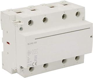 Schneider elec pic pc7 06 03 Contactor tetrapolar aire cerrado 4 polos ac1 415v 8
