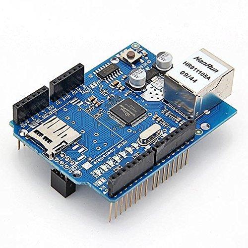 NEW Ethernet Shield W5100For Arduino Expansion Main Board 2009uno Atmega 3281280Mega2560