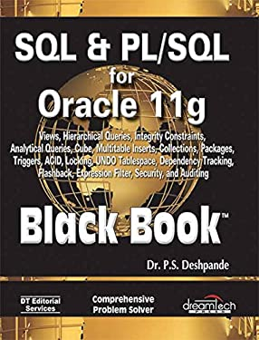 SQL & PL / SQL for Oracle 11g Black Book