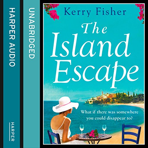 The Island Escape audiobook cover art