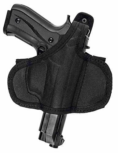 Akar OWB Nylon Gun Holster with Thumb Break Fits Ruger SR40
