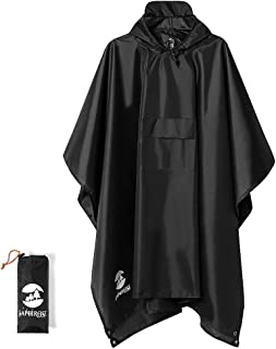 Best rain poncho hunting Reviews