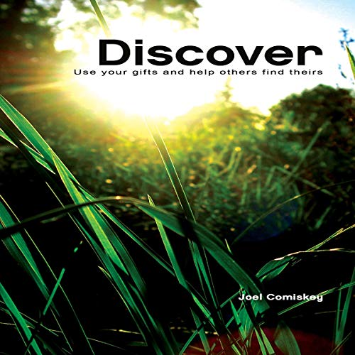 Discover cover art