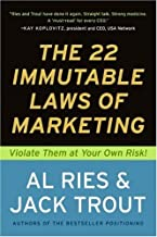 Best 22 immutable laws of marketing ebook Reviews