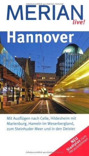 Image of MERIAN live! Reiseführer Hannover