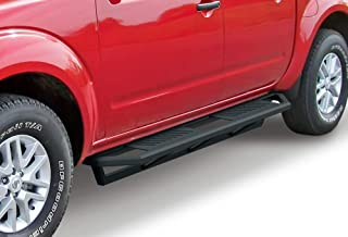 05-19 For Nissan Frontier Crew Cab Side Steps Hoop Rails Running Boards Bars