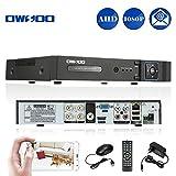 OWSOO  Netzwerk DVR Digitaler Videorekorder ( 1080N(960*1080) P2P) CCTV Telefon Control...