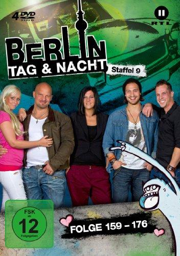 Berlin - Tag & Nacht, Vol.  9: Folgen 159-176 (4 DVDs)